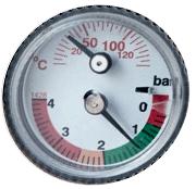 Remeha Tzerra M 24c-28c-39c-manometer